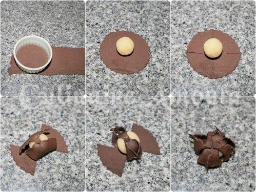 Gâteau El Krounfla ou clou de girofle  http://www.cuisineculinaireamal.com/article-gateau-el-krounfla-ou-clou-de-girofle-119329126.html