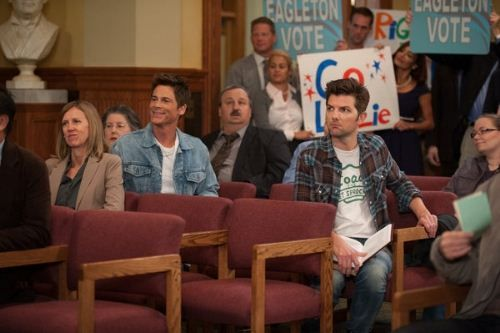 """PARKS AND RECREATION - """"Filibuster"""" Review for The MacGuffin!"""