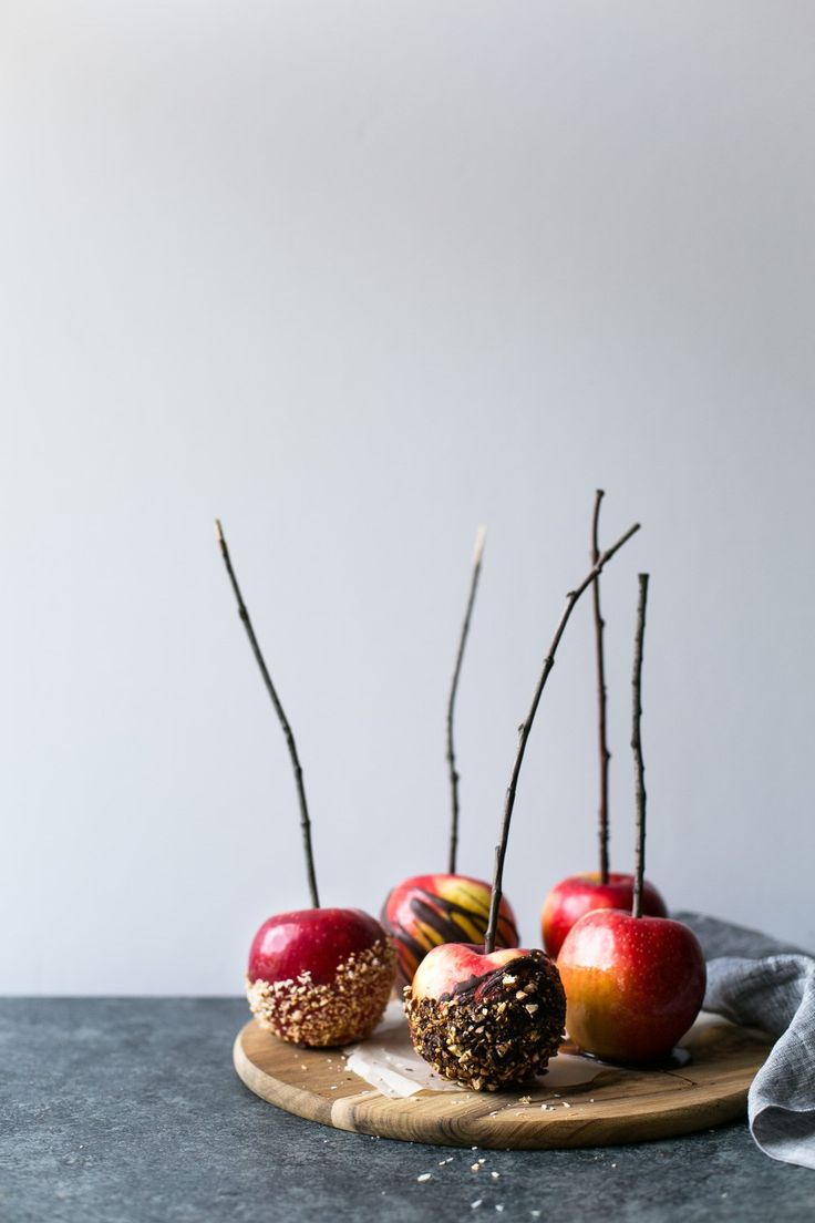 Because every vegan Queen needs a toffee or caramel apple this Halloween.