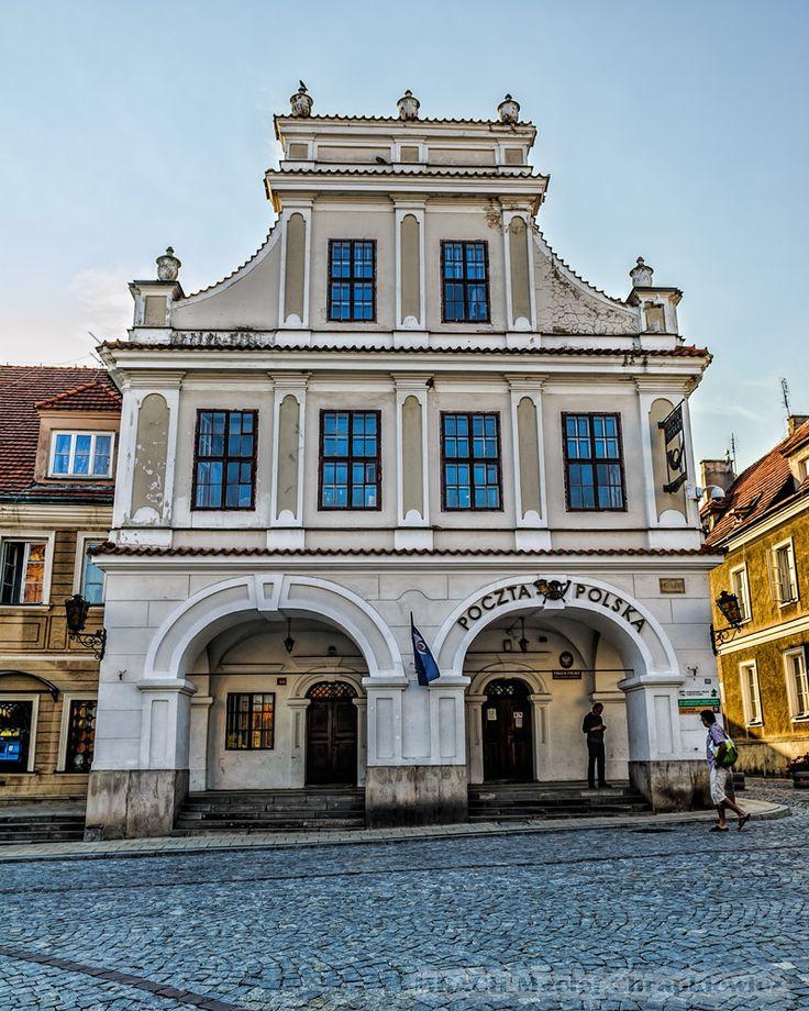 Sandomierz » Kamienice Stare Miasto - Rynek » MRACH Fotografie