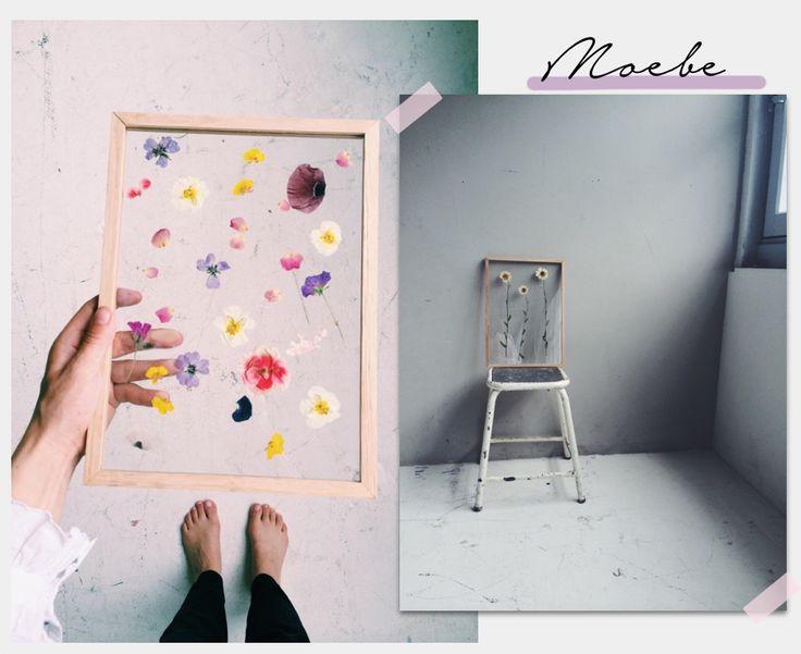 die besten 25 blumen pressen ideen auf pinterest getrocknete und gepresste blumen blumen. Black Bedroom Furniture Sets. Home Design Ideas