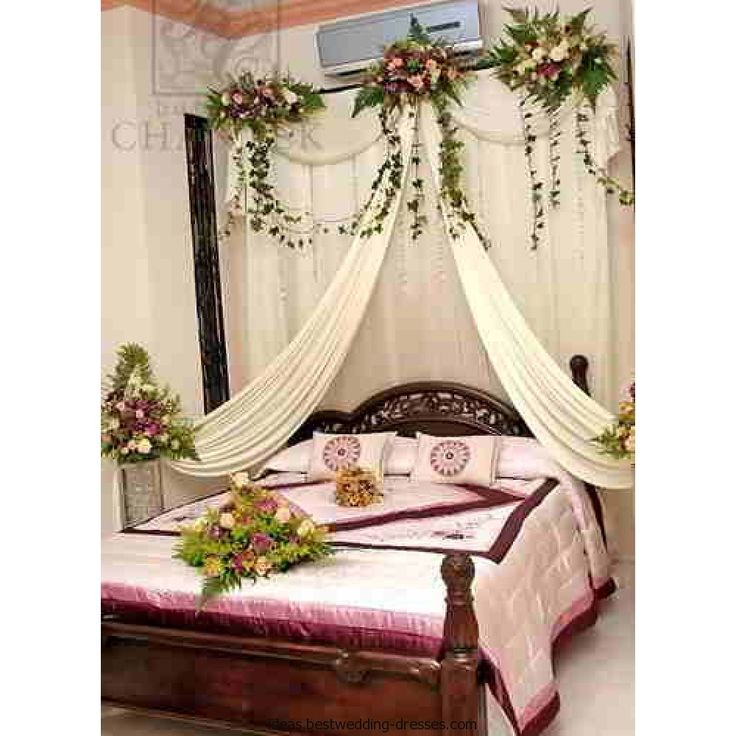 The bridal suite is one of the ideal types of atmosphere for your intimate  event  We ve separated the room separately  so you can use the total house  and. 45 best Wedding Bed Decoration images on Pinterest   Room