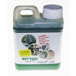 ANTI MOUSSE TOITURE NET' TOIT (1 litre)