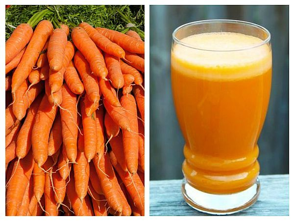 Din punct de vedere terapeutic, sucul este cea mai bună formă de administrare a morcovilor cruzi, deoarece toate substanțele nutritive active sunt mai rapid asimilate de corp, într-o formă concentrată.     Cum se obține sucul de morcovi  Dacă …