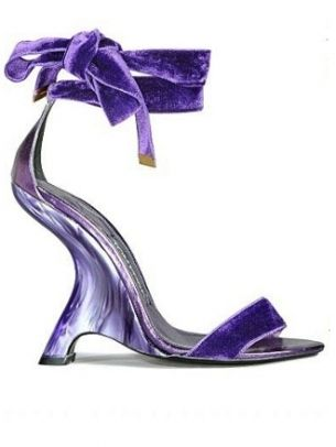 Tom Ford's seductive purple spring/summer 2012 Shoes!!!