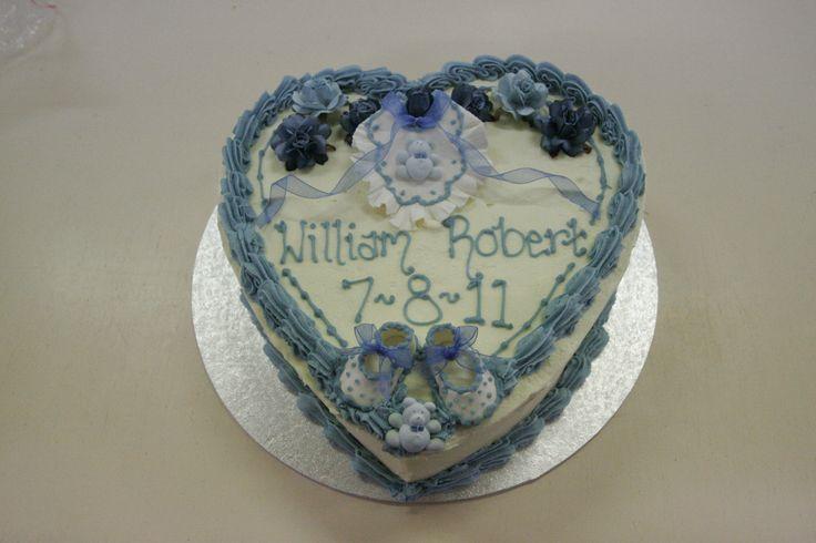 #blue #bear #boy #birthday - Sweet Designs by Claire