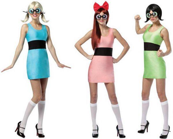 10  Power Puff Girls Group Costume Ideas, http://hative.com/power-puff-girls-group-costume-ideas/,