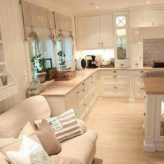 302 best images about Kitchens on Pinterest Stove, Small - inspirationen küchen im landhausstil