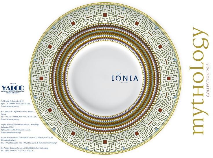 """Ionia new collection """"Mythology"""""""