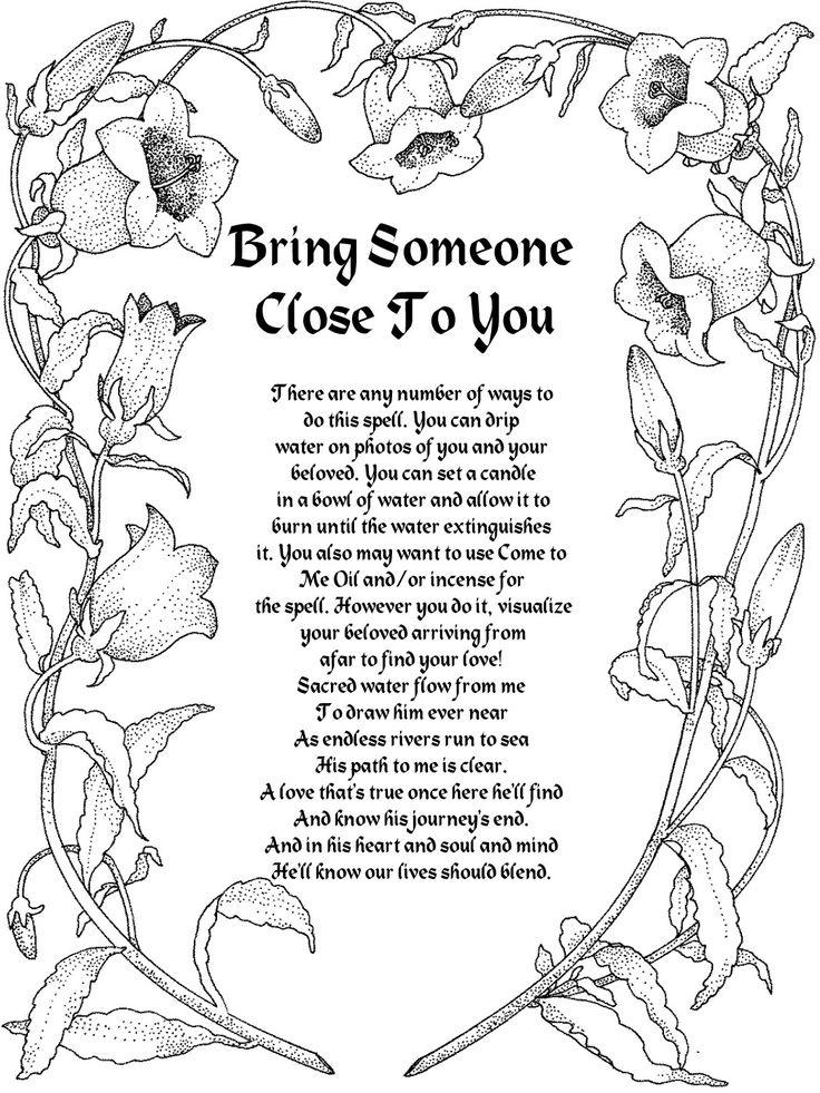 Bring Someone Close