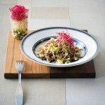 Ricetta Quinoa con broccoli, zenzero e germogli   Donna Moderna
