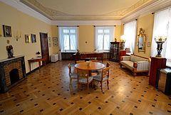 Warszawa pałac Czapskich 2009 - Chopin family parlor - Wikipedia, the free encyclopedia