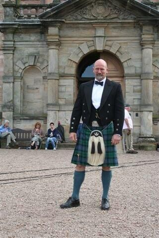 Scottish actor Graham McTavish