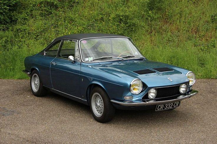 Les 807 meilleures images du tableau automobile simca france sur pinterest motos voiture - Simca 1000 coupe bertone occasion ...