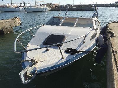 #Motore - #Mercury Elpto 125 cv - #consumi #contenuti;  Fondi e vano #ancora: tutto #rifatto con #resina #epossidica;  Tappezzeria #interna ed #esterna ... #annunci #nautica #barche #ilnavigatore