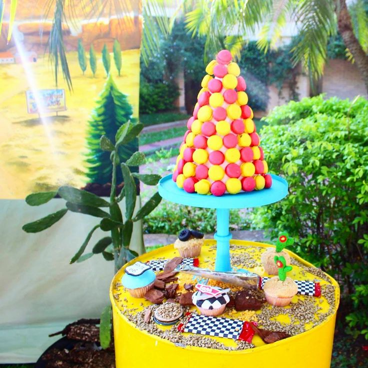 Little Wish Parties - Blog: Disney Cars Party