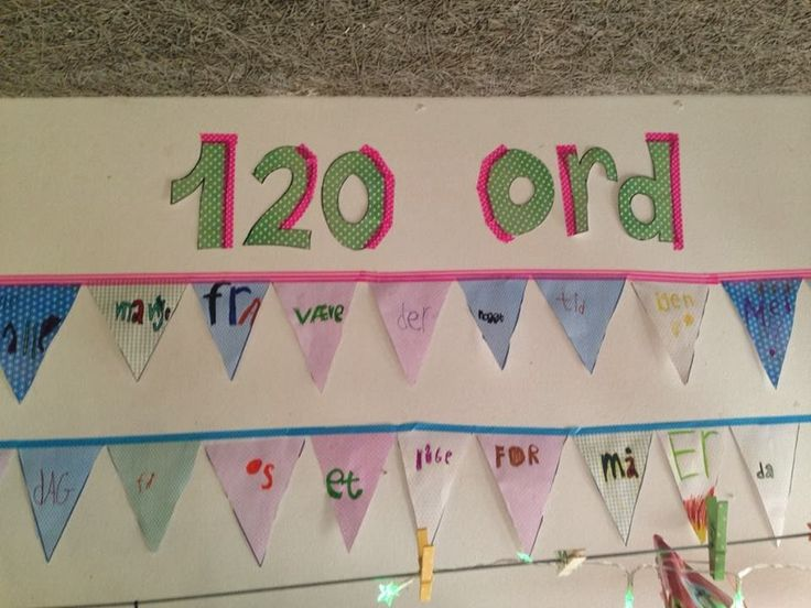 Rikkes-Classroom: 120 ord
