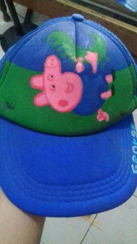 Gorra de george pig