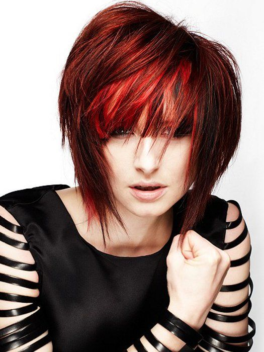 pictures of hair color and styles 19 best medium length images on hair cut make 6791
