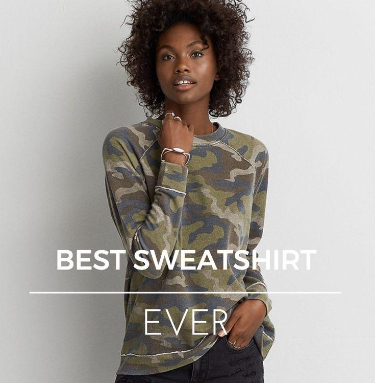 Fashion - Best Sweatshirt EVER.