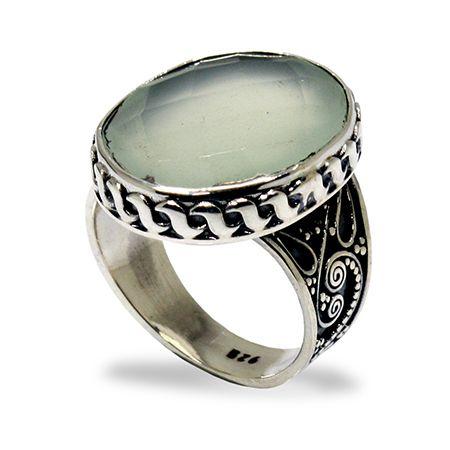 Kalsedon Taşlı El Yapımı GümüşErkek Yüzük https://www.besensilver.com/erkek-yuzuk/dogal-tasli-el-yapimi-yuzukler/kalsedon-tasli-el-yapimi-gumus-erkek-yuzuk-2036037075.html