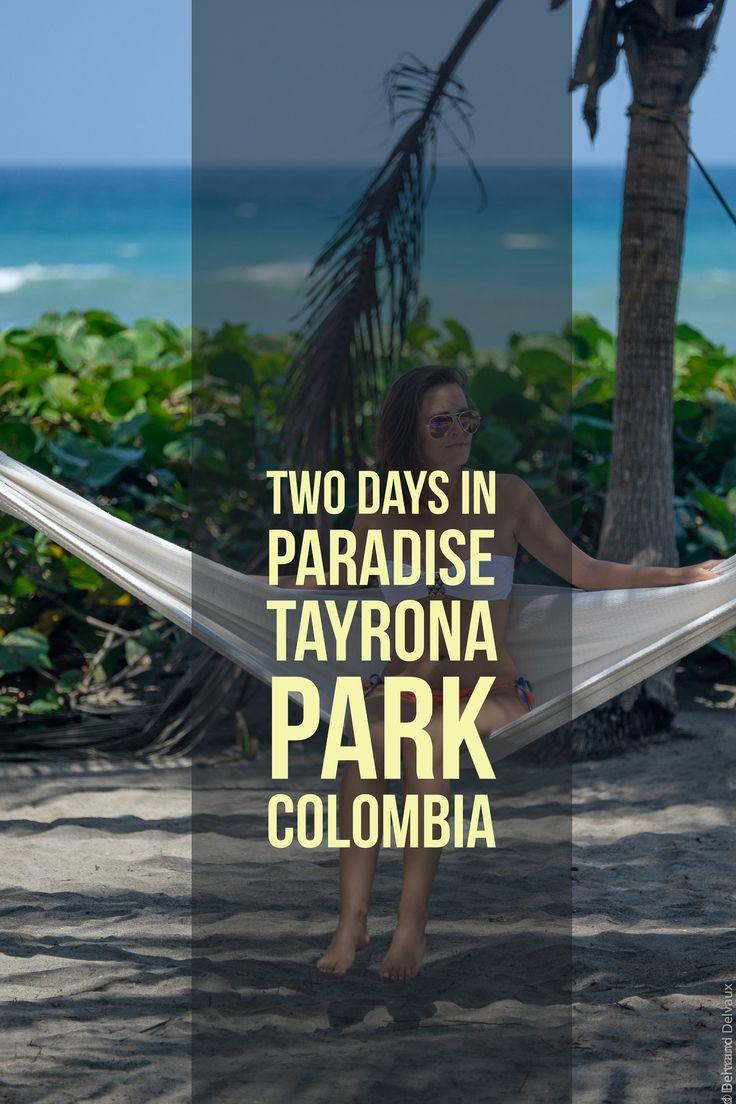 Tayrona Park, Colombia.