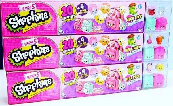 shopkins season 5 mega pack...got nessa one of these for her birthday