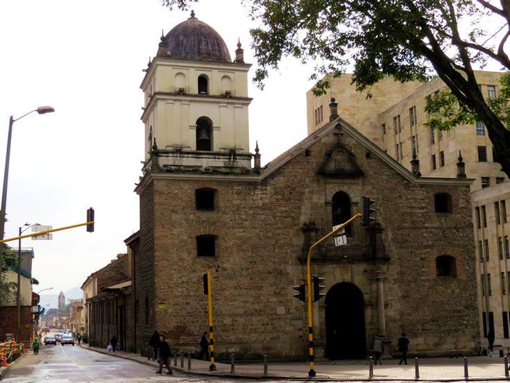 10. Iglesia de San Agustín: http://www.tuhotelbogota.co/category/plaza-de-bolivar/