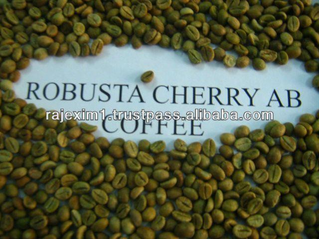 Coffee AB Cherry Robusta