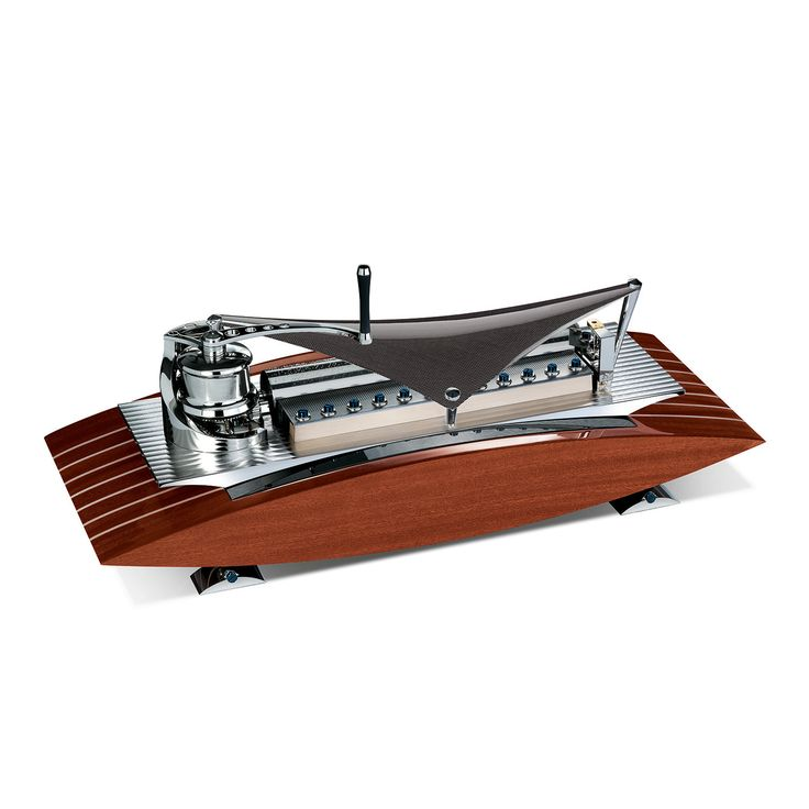 """Reuge """"Winch"""" music box.  Yeah, it costs $20k, but hey, it plays The Four Seasons, Carmen, and Hungarian Rphapsody and looks awesome!"""
