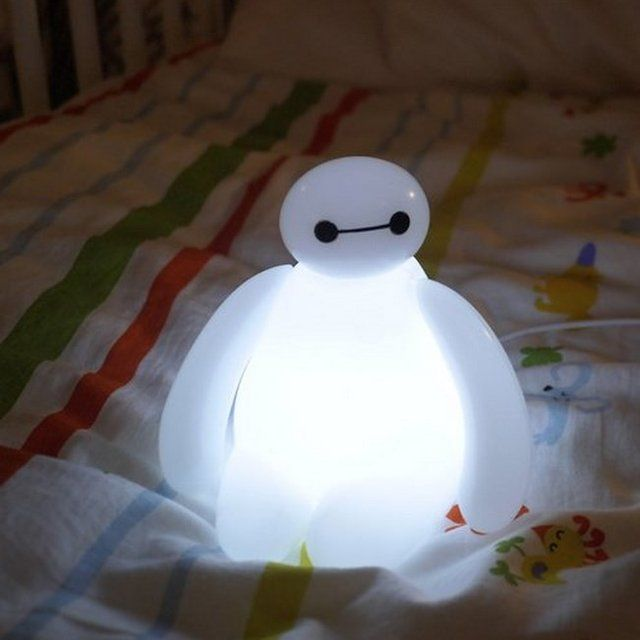 WellDoneStuff ♦dAǸ†㉫♦ Baymax LED Nightlight - $39