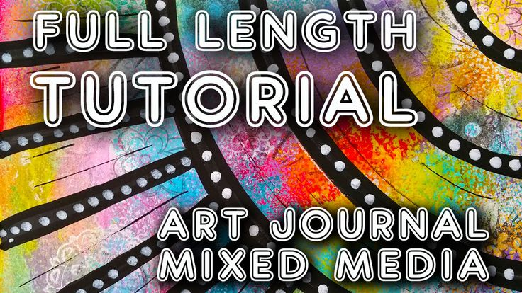Studio Time 8 - ''Shine Bright'' (learn mixed media art tutorial) with Mimi Bondi