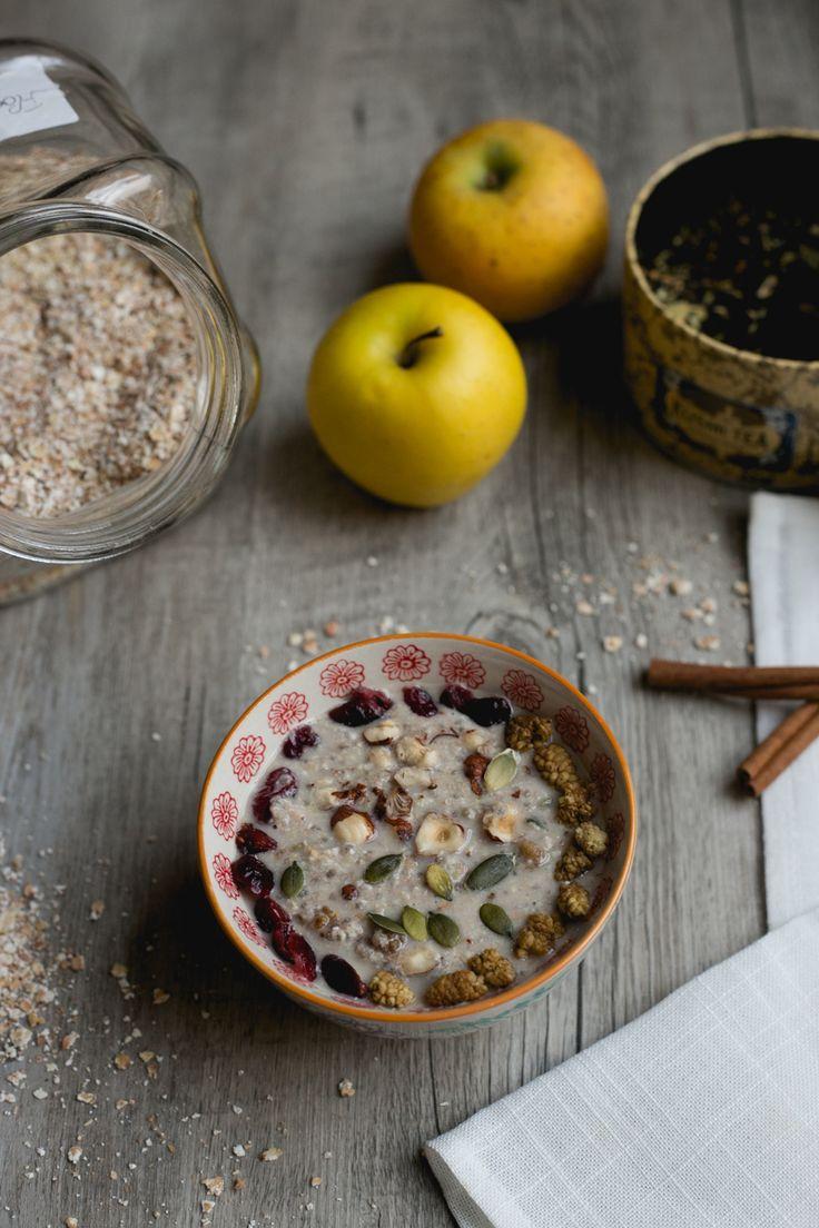 Porridge graines