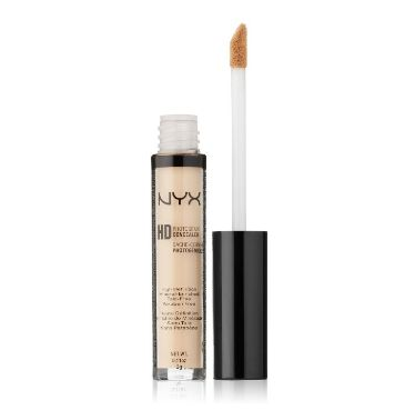 """""""NYX Cosmetics HD Concealer! It works just as well as NARS Creamy Concealer but for a fraction of the price! It's lightweight, easy to blend, never creases, and it gives serious coverage. Normally, I do not buy drugstore makeup but this will be my go-to concealer from now on!"""" —kathleent4653c7389   Get it from Amazon for $5."""