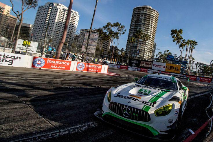 Motor'n | Mercedes-AMG Motorsport Customer Racing Teams Practice and Qualify at Grand Prix of Long Beach