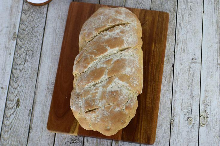 Ψωμί με μέλι - Craft Cook Love