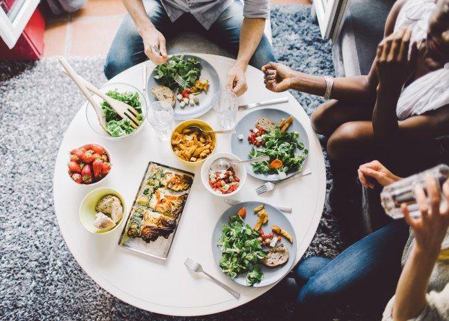 Kalorienarmes Abendessen: Die besten Ideen