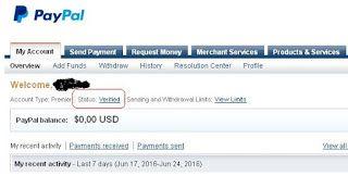 Cara Verifikasi Paypal Menggunakan Kartu ATM BNI