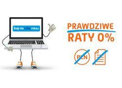 Kupuj korzystnie - raty 0% od PayU!