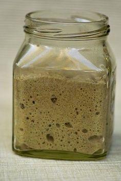 Рецепты закваски для хлеба (ржаная, изюмная, кефирная, зерновая, хмелевая)