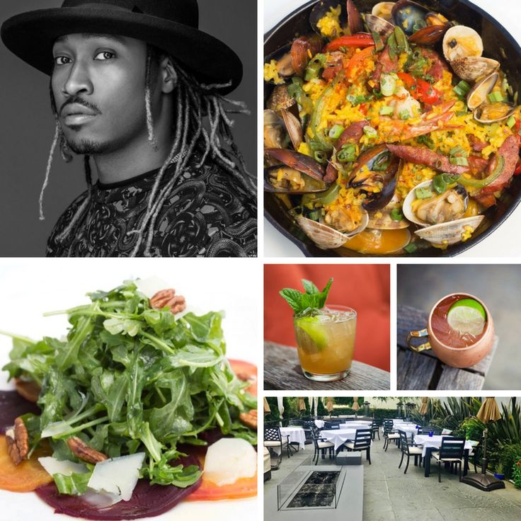 Before heading to Future's Shoreline Amphitheatre concert (Thu 6/15) stop by Cucina Venti for an amazing dinner, appetizers, and craft cocktails!