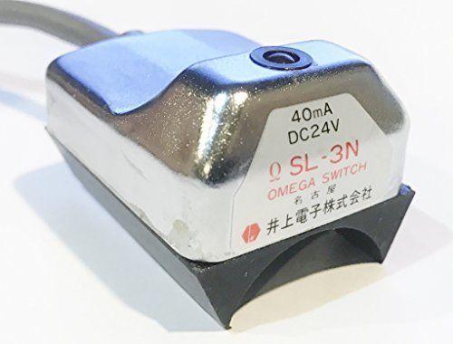 Omega Engineering SL-3N Switch, DC24V 40mA #OmegaJapan