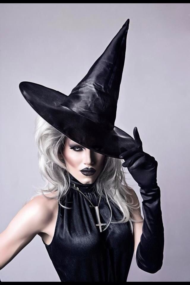 Beautiful Witch. Sharon Needles