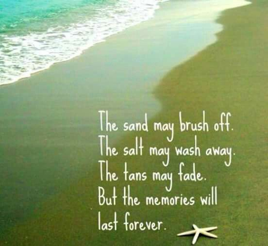 Soooo many memories!! So many more to make!