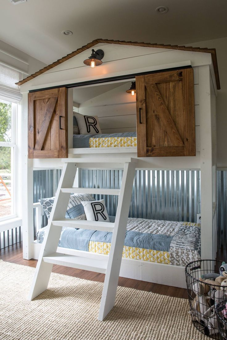 Season 4 Wrap Up Beds for small rooms, Cool bunk beds