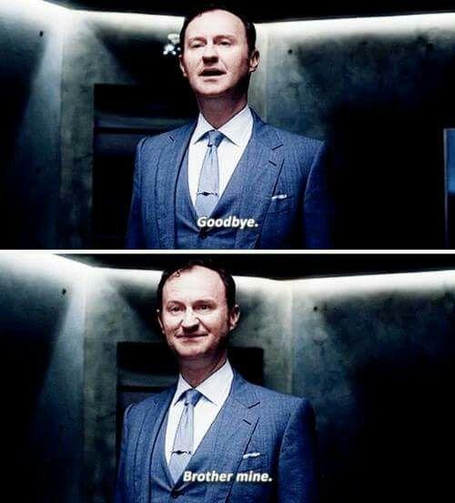 "Sherlock BBC ""The Final Problem"" (4x03) - Mycroft"