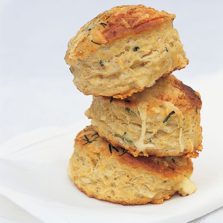 Htc buttermilk scones with cheshire cheese and chives