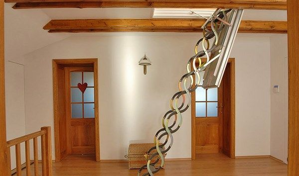 Best Attic Retractable Stairs Retractable Stairs Stairs 400 x 300