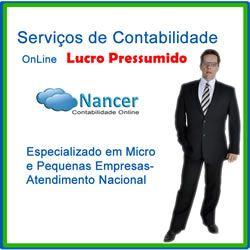 Gestão Contábil Online Nancer - lucro-presumido