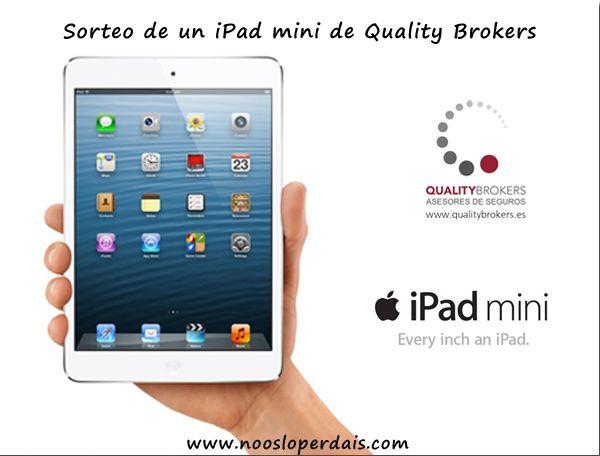Sorteo iPad Mini